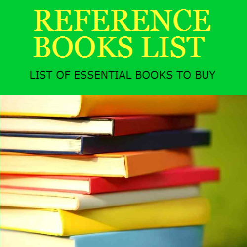 LIST OF ESSENTIAL UPSC BOOKS THAT MUST BE BOUGHT FOR YOUR EXAM PREPARATION