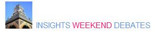 LOGO - Insights Weekend Debates