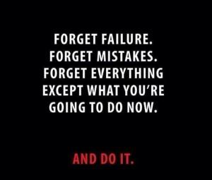 failure, mistakes, motivation, inspiration